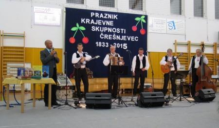 Koncert Kruh ponoči spi v Črešnjevcu